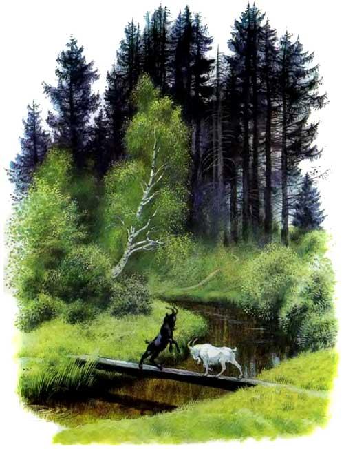 Ушинский - рассказы о животных