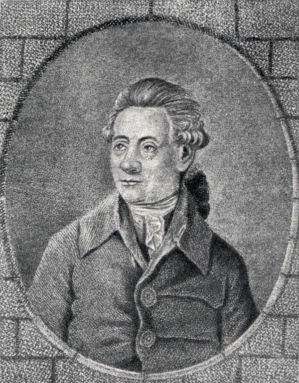 Иоганн Георги
