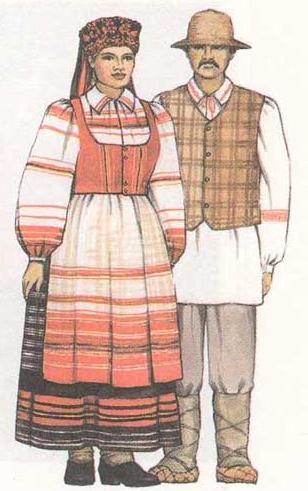 Название месяцев у белорусов