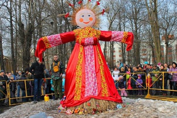 20 февраля 2017 года - праздник Масленица