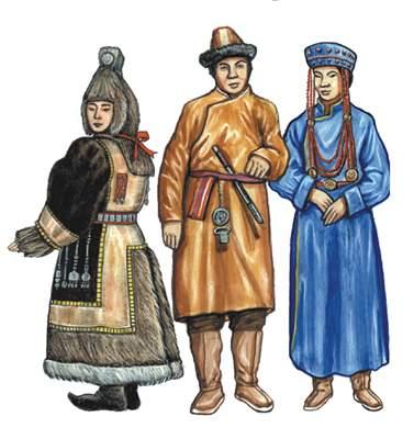Название месяцев у якутов