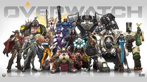 Персонажи Overwatch