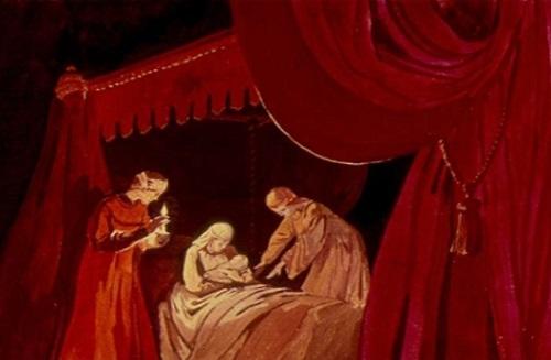 Сказка о мёртвой царевне 03