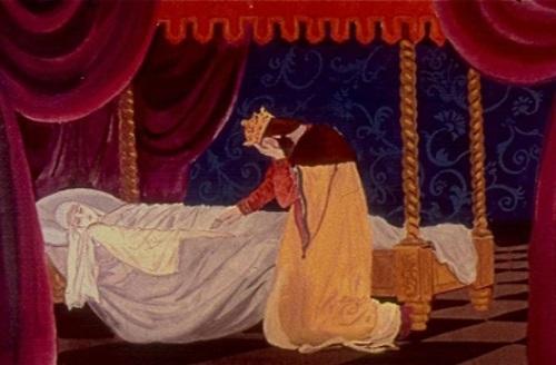 Сказка о мёртвой царевне 05