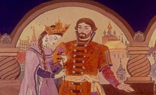 Сказка о мёртвой царевне 09