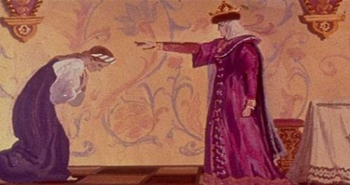 Сказка о мёртвой царевне 11