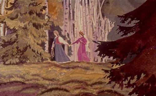 Сказка о мёртвой царевне 12