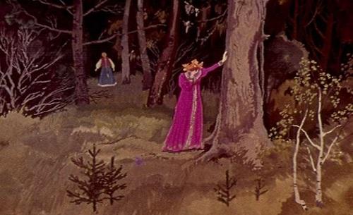 Сказка о мёртвой царевне 14