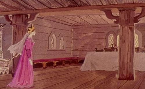 Сказка о мёртвой царевне 16