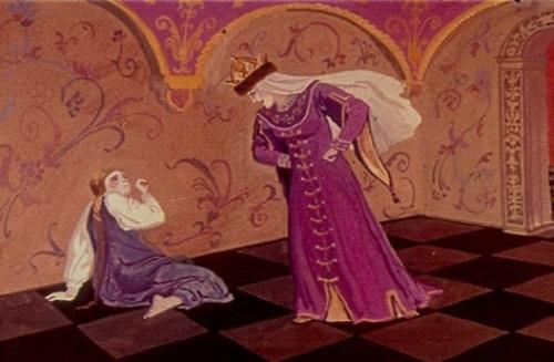 Сказка о мёртвой царевне 20
