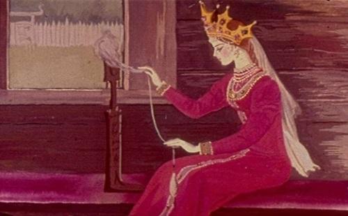 Сказка о мёртвой царевне 21