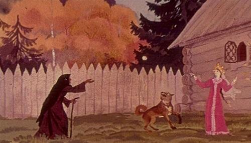Сказка о мёртвой царевне 23