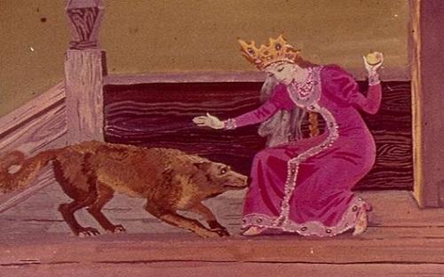 Сказка о мёртвой царевне 24