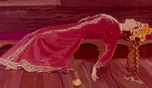 Сказка о мёртвой царевне 25