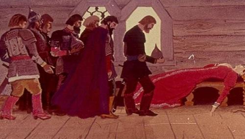 Сказка о мёртвой царевне 26