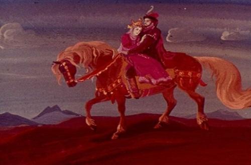 Сказка о мёртвой царевне 32