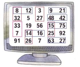 Математика-3-класс-РТ-страница-8-номер-1 - решение