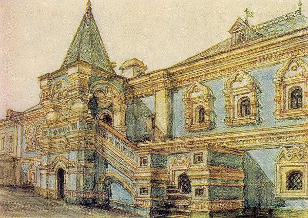 Печатный дом в Москве