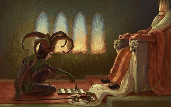 Человек, который смешил королей в средневековой Европе