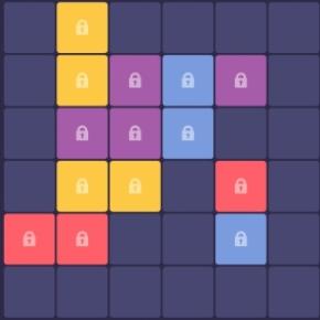 4 части квадрата