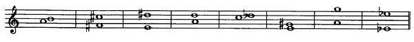 Сольфеджио 3 класс страница 17 номер 5