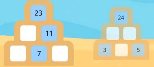 Числовые пирамиды