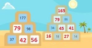 Числовые-пиромиды