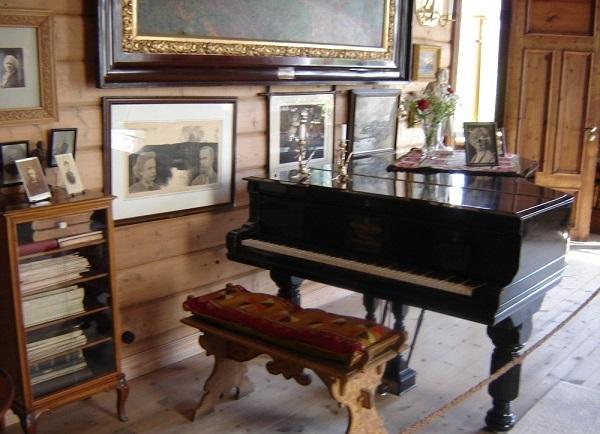 Дом Грига в Бергене
