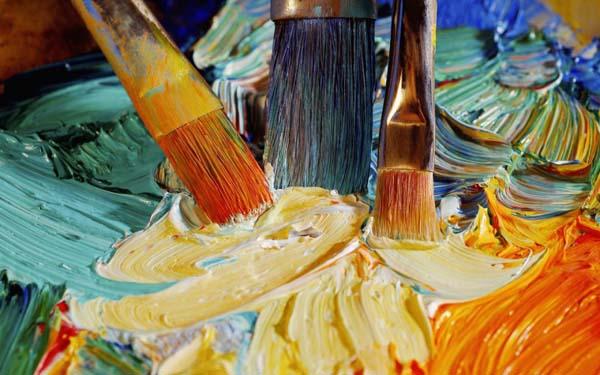 Масленые краски