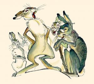 Сказка про храброго зайца - Мамин-Сибиряк