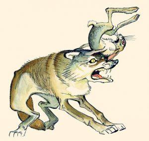 Д.Мамин-Сибиряк - Сказка про храброго зайца