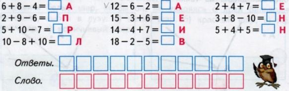 Математический термин