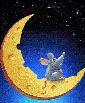 Сказочное объяснение изменения облика Луны