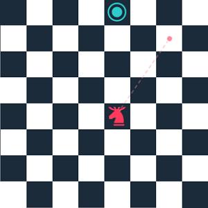 Шахматная доска (шаг 1)