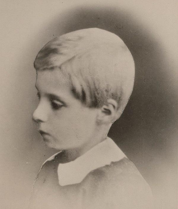 Григ в детстве