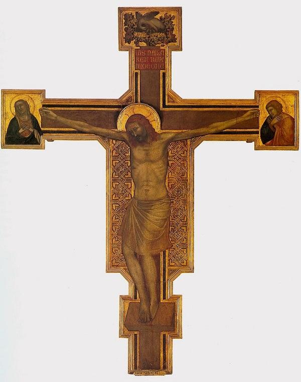 Расписной крест