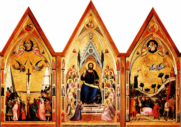 Триптих Стефанески