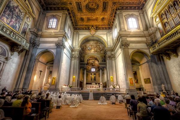 Церковь Флорентийского аббатства во Флоренции
