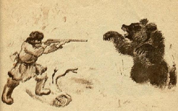 Охота на медведиц