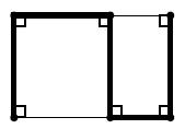 Прямоугольник площади 24