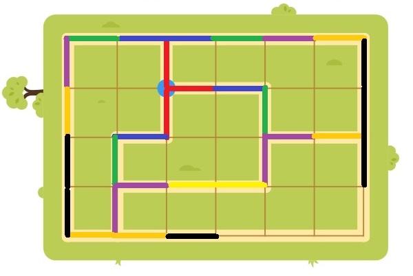 Канал - 2 класс - решение