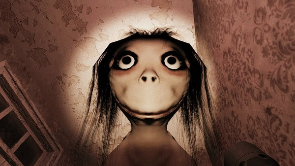The Horror Game - Momo