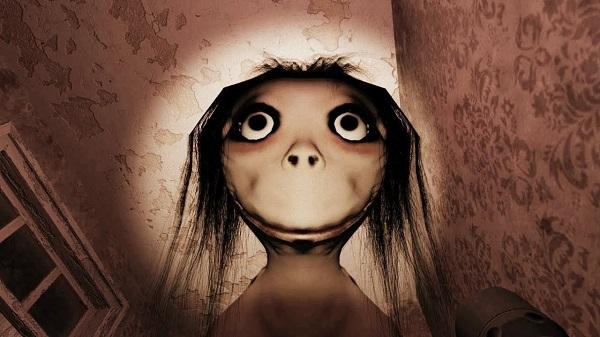 The Horror Game - Momo