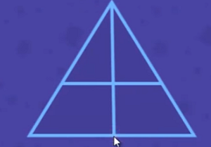 Деление треугольника