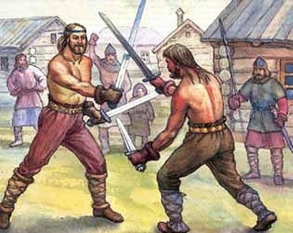 История физической культуры в России