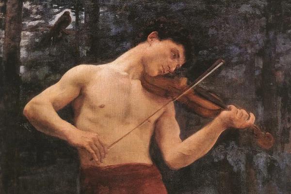 Орфей — Карой Ференци, 1894