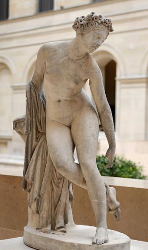 Смерть Эвридики (Лувр)