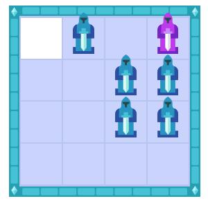 Рыцари - обучение