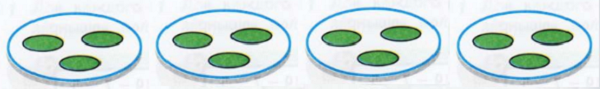 Тарелки с огурцами
