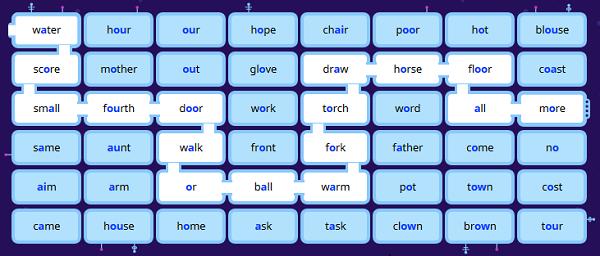 Sound maze - 11 класс (ответ)
